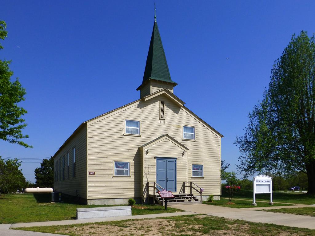 Leiber Heights chapel