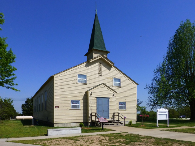 Leiber Heights chapel