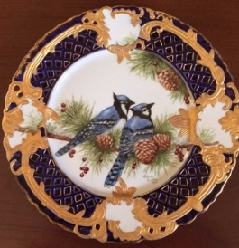 blue-jay-plate