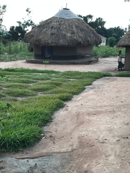 typical village home that Mama Jonah lived in